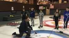City wants Roseland board to revisit its decision to cancel the curling season