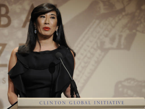 <p> The Canadian-American daughter of parents from Shanghai and Hong Kong, Jung's power is partly derived from her position as a co-lead director of Apple.</p>