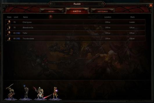 How social slaying works in Diablo 3: Reaper of Souls