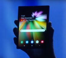 Samsung's foldable phone? Meet the Galaxy Fold