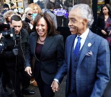 Kamala Harris Ignores Questions on Smollett Hoax after Dining with Sharpton