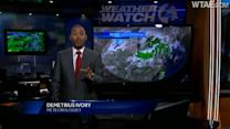 Weather Watch 4 forecast: Rainy Friday