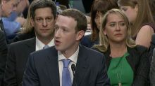 Here's who is sitting behind Mark Zuckerberg and why they're there