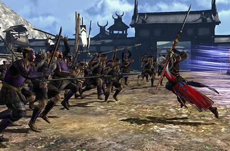 Melodrama strikes Japan in Samurai Warriors 4 launch trailer