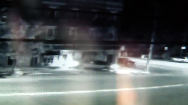 Caught on tape: Car crashes into bar