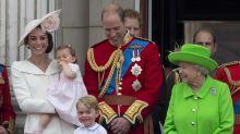 Ab diesem Alter müssen Prinzessin Charlotte und Prinz George einen royalen Knicks für die Queen machen
