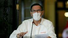 Presidente do Peru anuncia que vai submeter eliminação da imunidade parlamentar a referendo