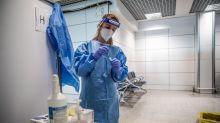 Italia suma 7.332 contagios, su récord en la pandemia pero con más pruebas