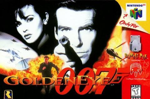 No Mr. Brosnan, we expected you to die in GoldenEye 007