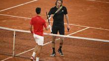 Roland-Garros (H) - Stefanos Tsitsipas: «Novak Djokovic a presque atteint la perfection»