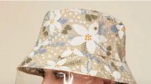 El extravagante sombrero que han empezado a vender algunas marcas por el coronavirus