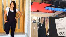 'Don't walk, run': $28 linen overalls from Kmart a huge hit online
