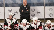 'NEW DIRECTION': Coyotes part ways with coach Rick Tocchet