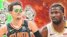 Trae Young Reacts To Teammate Asking For Rolex Amid Big Extension