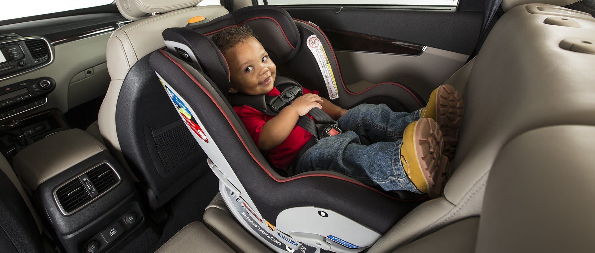 5 Top Rated Convertible Car Seats