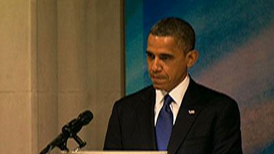 Obama: Inouye Gave Me a 'Sense of Hope'