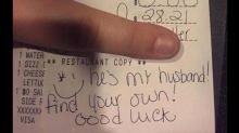 Update: Server, Patron, TGI Fridays All Respond to'Husband' Receipt Flap