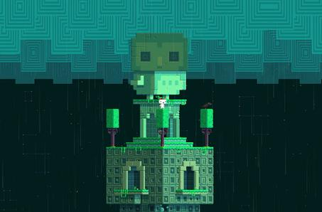 PSA: Fez finally for really real available to buy and play and everything
