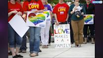 Gay Marriages Begin In Wisconsin After Ruling