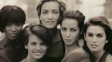 Cindy Crawford Stars in Peter Lindbergh-Hosted Supermodel Reunion