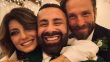 Samanta Togni e Mario Russo: il matrimonio in Umbria