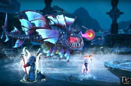 New TERA vid explores expansion dungeon