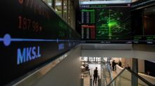 FTSE 100 falls as pound strengthens, Sensex open 350 points lower after sell-off in Asian stocks