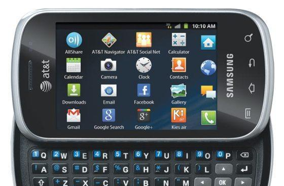 AT&T launches Samsung Galaxy Appeal GoPhone, available at Walmart on June 5th for $150
