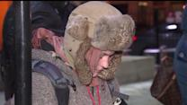 Dangerously Cold Weather Grips Chicago