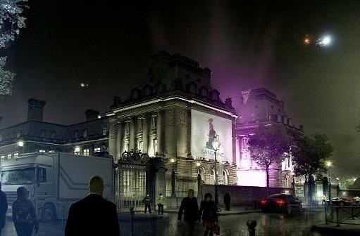 IO's next Hitman sitting E3 out, first concept art published