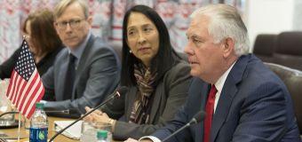 Tillerson to N. Korea: No unconditional talks