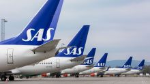 Hundreds of flights canceled as Scandinavian Airlines pilots strike continues