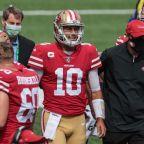Kyle Shanahan rules out Jimmy Garoppolo vs. Giants