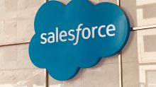 Salesforce is acquiring ClickSoftware for $1.35B