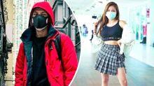 Influencers don face masks for 'ridiculous' coronavirus pics