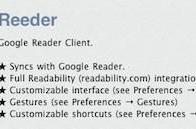 Reeder for Mac now available on Mac App Store