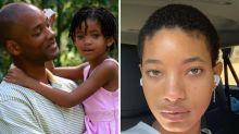 Willow Smith, la hija de Will Smith, está irreconocible a los 19 años