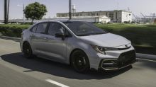2021 Toyota Corolla Apex First Drive   Not the pinnacle of cheap performance