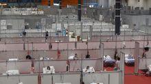 Spain's Coronavirus Patients Surpass Italy But New Cases Slow