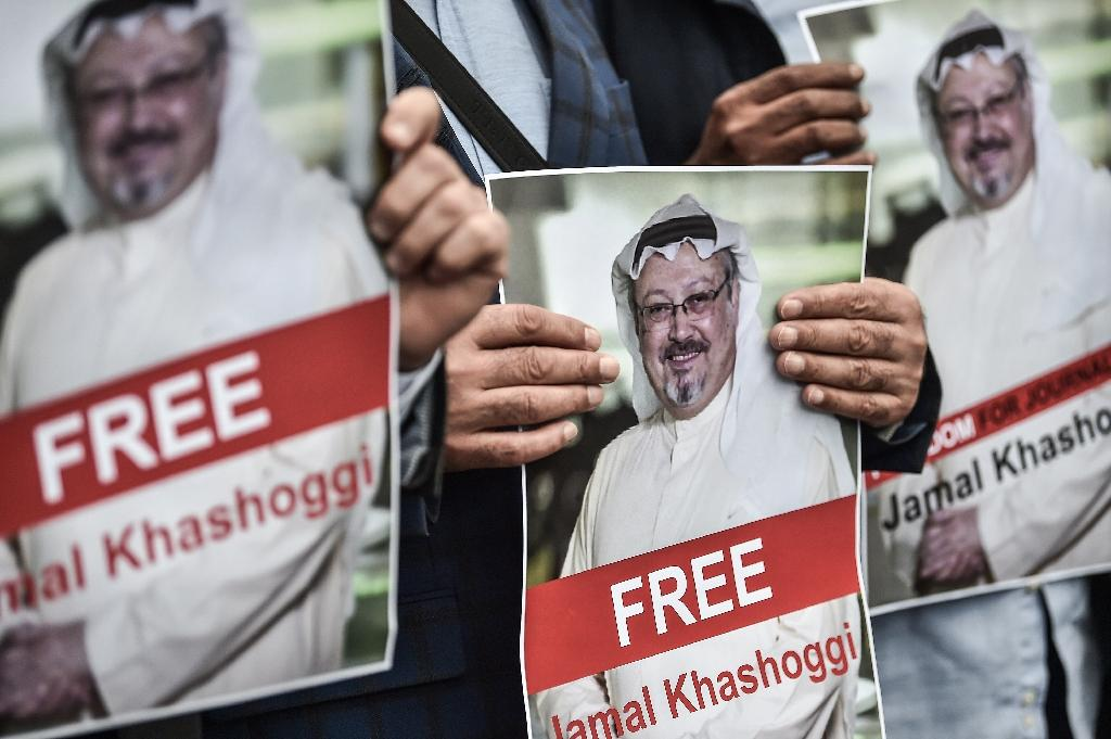 Saudi Arabia has been under growing pressure over the missing journalist Jamal Khashoggi (AFP Photo/OZAN KOSE)