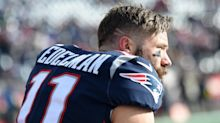 Here's Julian Edelman's response to not being named Patriots captain