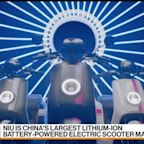 China's E-Scooter Maker Niu Sees 'Strong' Demand Rebound