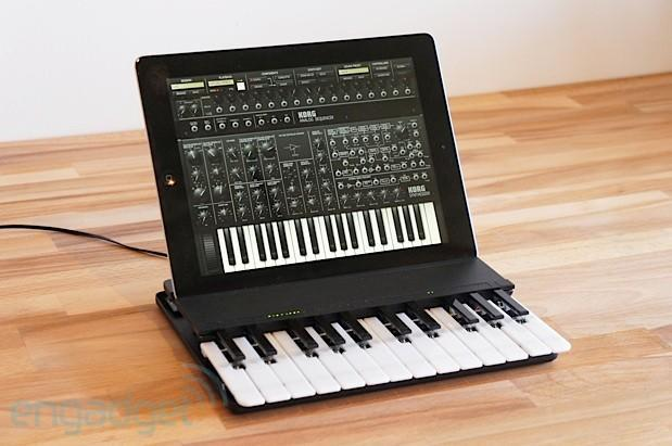 Miselu launches C.24 wireless music keyboard for iPad, we go hands-on (video)