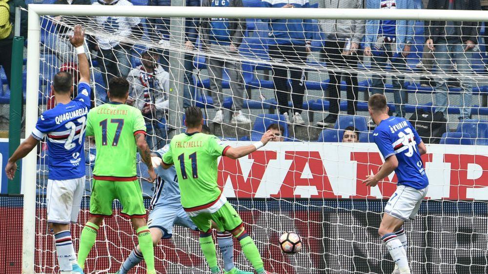 Falcinelli ancora decisivo: ha segnato il 43% dei goal del Crotone