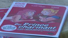 """""""Du prince charmant au chacal puant"""", les sites de rencontre passés au crible dans une BD"""
