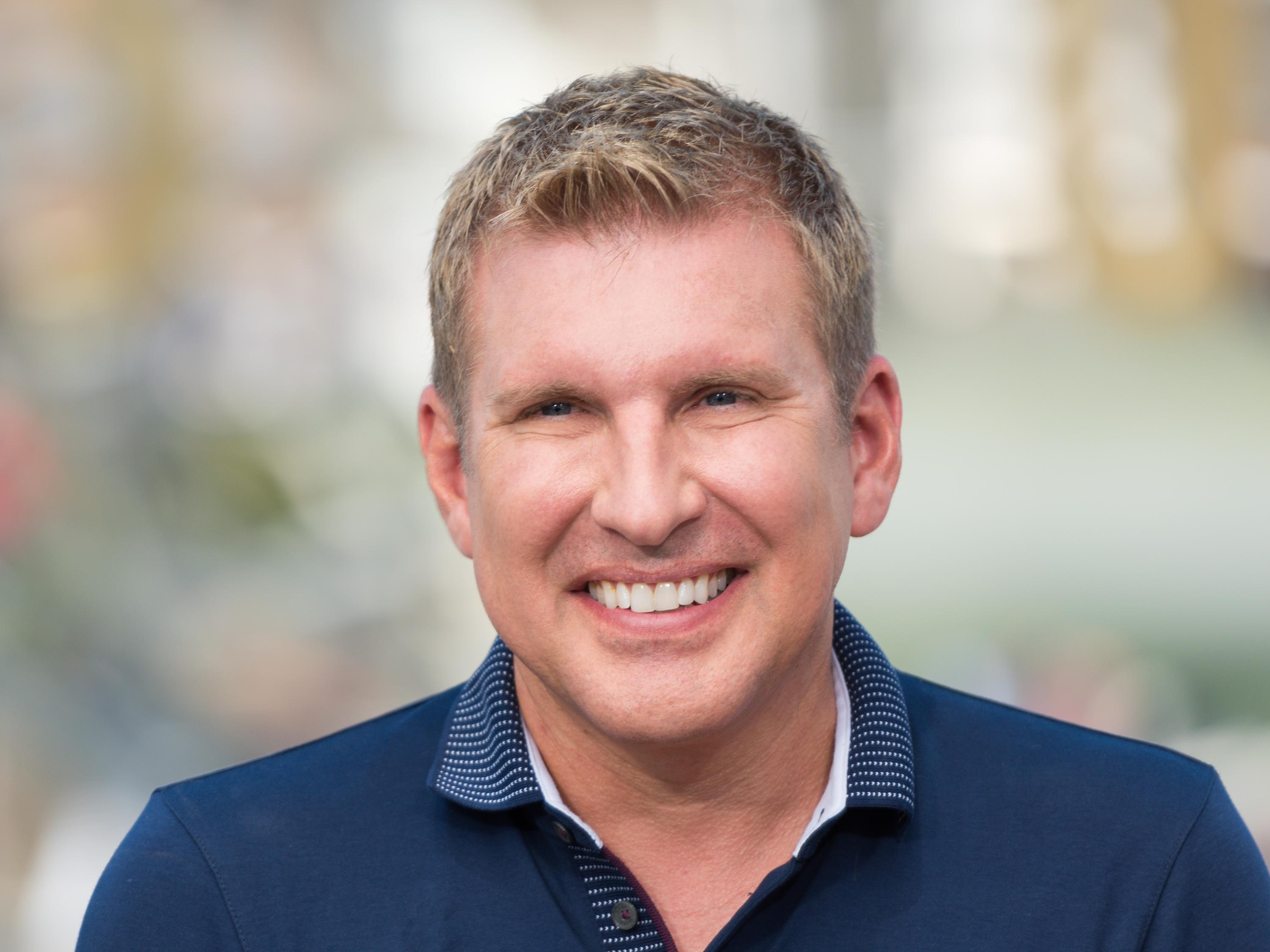 Todd Chrisley addresses tax evasion allegations on podcast: 'My ex-wife played a part in some of this'
