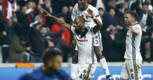 Foot - C3 - 8es - Ligue Europa : Besiktas passe en quarts, le Celta Vigo et Genk aussi