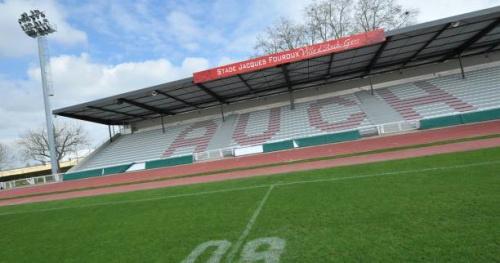 Rugby - Le FC Auch rétrogradé en Fédérale 3