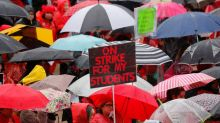 Los Angeles teachers' union head aims to resume talks 'soon' as strike stretches to third day