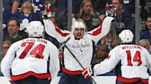 Stanley Cup playoffs three stars: Capitals avert crisis, take care of Leafs in classic